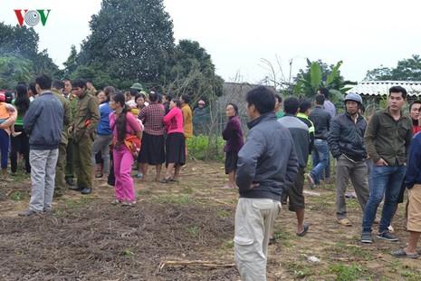 Hiện trường vụ sát hại 4 người ở Hà Giang - ảnh 2