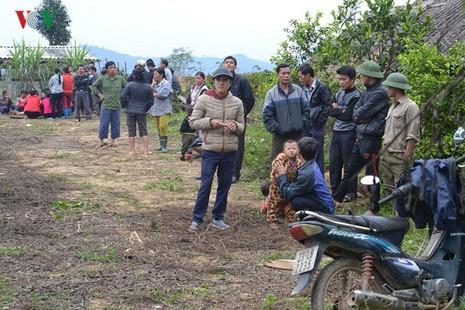 Hiện trường vụ sát hại 4 người ở Hà Giang - ảnh 4