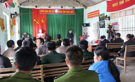 Hiện trường vụ sát hại 4 người ở Hà Giang - ảnh 6
