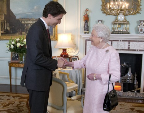 Nụ cười ấm áp và vẻ lịch lãm của Thủ tướng Canada  - ảnh 1