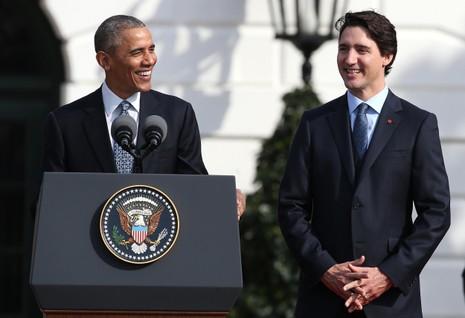 Nụ cười ấm áp và vẻ lịch lãm của Thủ tướng Canada  - ảnh 2