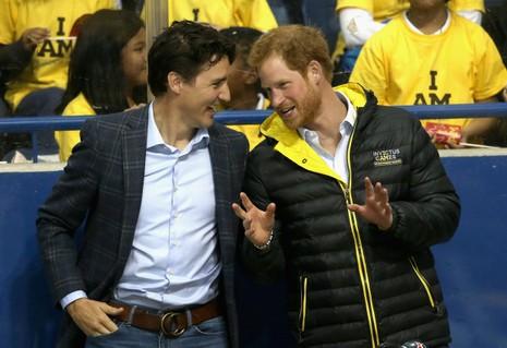 Nụ cười ấm áp và vẻ lịch lãm của Thủ tướng Canada  - ảnh 5
