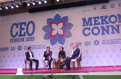 Mekong Connect 2016 hội tụ hơn 500 DN cả nước - ảnh 1