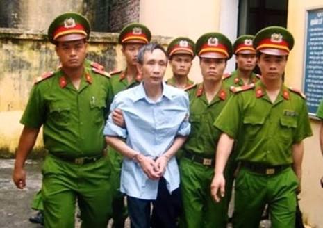 Công an tỉnh Bắc Giang đề nghị truy tố tử tù Hàn Đức Long - ảnh 1