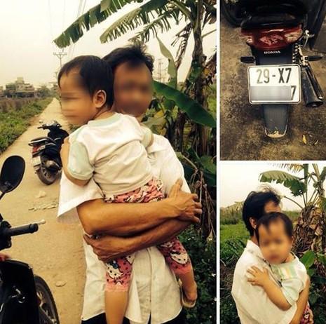 Lại xuất hiện thông tin thất thiệt về bắt cóc trẻ em  - ảnh 1