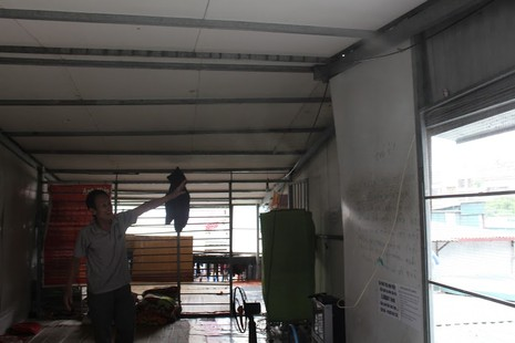 Ở nhà trọ máy lạnh với giá bằng nửa tô phở giữa Hà Nội - ảnh 5
