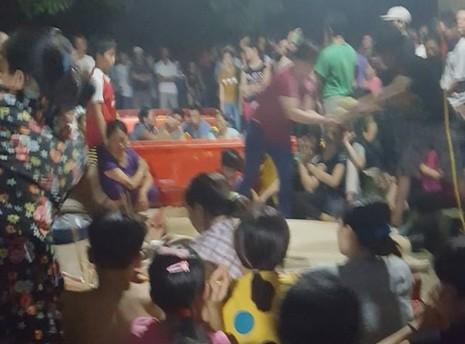 Thương tâm: 5 người tử vong vì điện giật ở Bắc Ninh - ảnh 1
