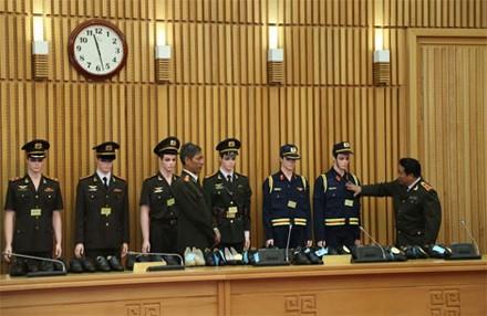 Trang phục mới của lực lượng công an nhân dân có điểm gì khác? - ảnh 5