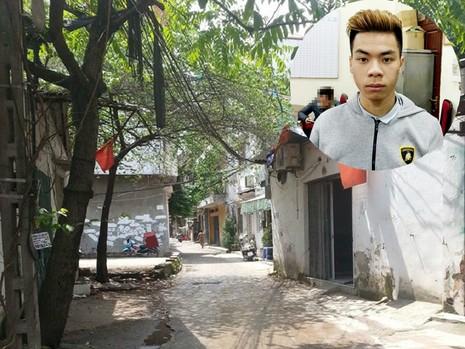 Đinh Quốc Khánh và hiện trường vụ án mạng