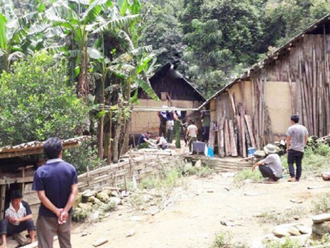 Đang truy bắt nghi phạm giết 4 người trong một gia đình tại Lào Cai - ảnh 1