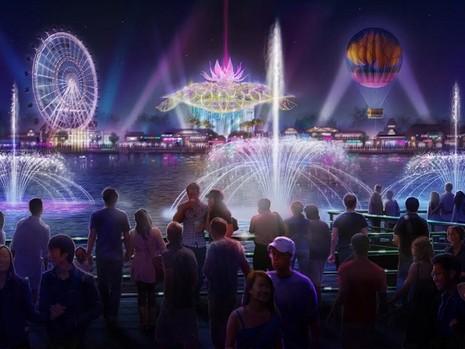 """Động thổ xây dựng Công viên """"Disneyland"""" ngàn tỉ tại Hà Nội - ảnh 2"""