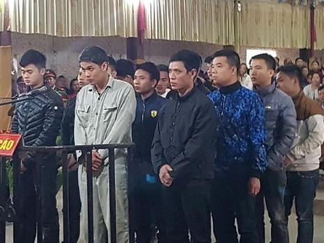 Tuyên án các bị cáo vụ truy sát kinh hoàng tại Phú Thọ - ảnh 1
