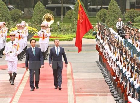 Thủ tướng Nguyễn Tấn Dũng trả lời phỏng vấn hãng ITAR-TASS  - ảnh 1