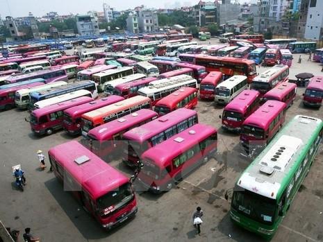 Hà Nội: Tăng cường 700 lượt xe cho dịp nghỉ lễ kéo dài sáu ngày - ảnh 1