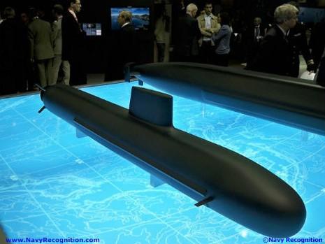 Hé lộ về tàu ngầm hạt nhân giá 1,4 tỷ USD của Pháp - ảnh 2