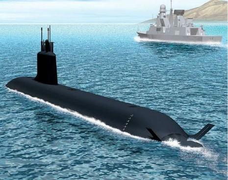 Hé lộ về tàu ngầm hạt nhân giá 1,4 tỷ USD của Pháp - ảnh 3