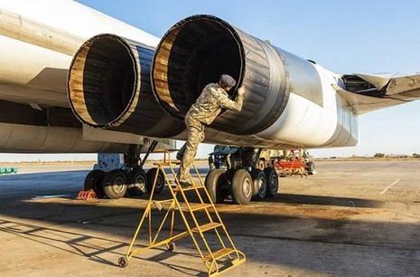 'Đột nhập' căn cứ của dàn máy bay ném bom khổng lồ Nga - ảnh 14