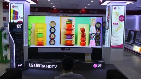Chiếc Tivi giá gần 2 tỷ đồng về Việt Nam - ảnh 2