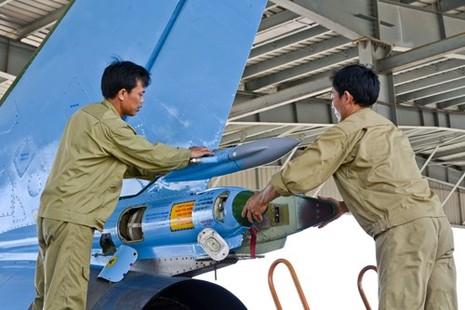 Hình ảnh bay huấn luyện Su-22 tại Trung đoàn không quân 937 - ảnh 2
