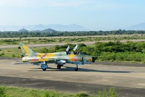 Hình ảnh bay huấn luyện Su-22 tại Trung đoàn không quân 937 - ảnh 15
