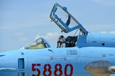 Hình ảnh bay huấn luyện Su-22 tại Trung đoàn không quân 937 - ảnh 6
