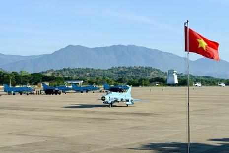 Hình ảnh bay huấn luyện Su-22 tại Trung đoàn không quân 937 - ảnh 7