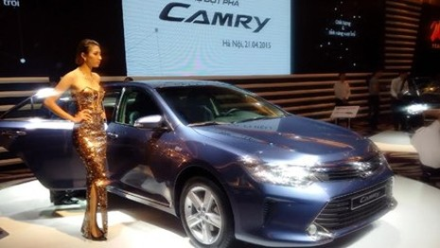 Toyota Việt Nam trình làng Camry 2015, giá tối đa 1,359 tỷ đồng  - ảnh 1