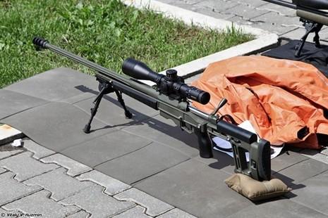 Hé lộ về 'quái vật bắn tỉa' ORSIS T-5000 của Nga - ảnh 1