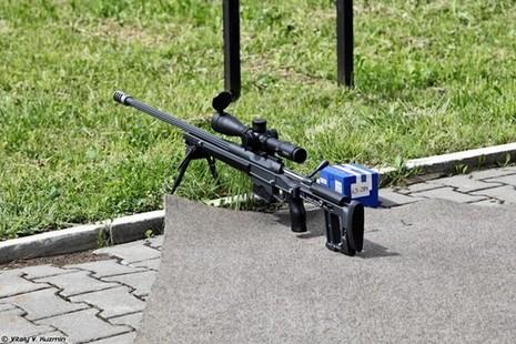 Hé lộ về 'quái vật bắn tỉa' ORSIS T-5000 của Nga - ảnh 2
