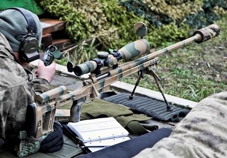 Hé lộ về 'quái vật bắn tỉa' ORSIS T-5000 của Nga - ảnh 5