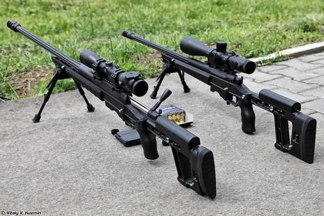 Hé lộ về 'quái vật bắn tỉa' ORSIS T-5000 của Nga - ảnh 6