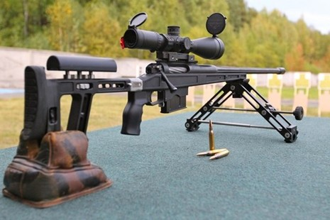 Hé lộ về 'quái vật bắn tỉa' ORSIS T-5000 của Nga - ảnh 7
