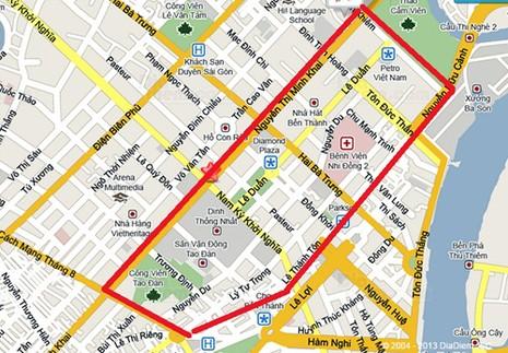 TP.HCM: Hoãn cấm đường ngày 22-4, giao thông vẫn ùn tắc  - ảnh 4