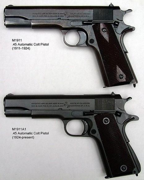 Các loại súng Mỹ dùng trong chiến tranh Việt Nam - ảnh 4