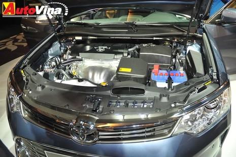 Ngắm chi tiết Toyota Camry 2015 vừa ra mắt - ảnh 20