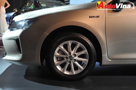 Ngắm chi tiết Toyota Camry 2015 vừa ra mắt - ảnh 7