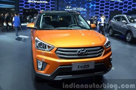 Xem xe Hyundai ix25 phiên bản sản xuất sẽ về Việt Nam? - ảnh 1