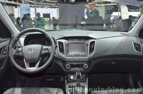 Xem xe Hyundai ix25 phiên bản sản xuất sẽ về Việt Nam? - ảnh 2