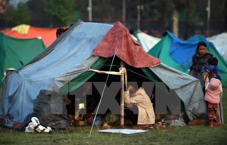 Đại sứ quán Việt Nam tại Ấn Độ cử đoàn sang Nepal hỗ trợ công dân - ảnh 1