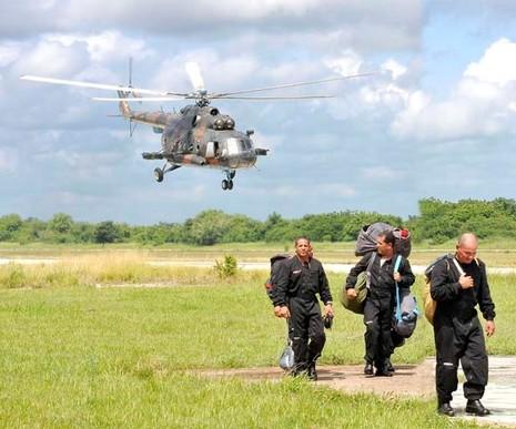 Tận mắt thấy không quân Cuba huấn luyện chiến đấu - ảnh 10