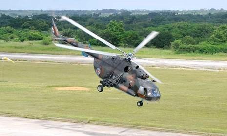 Tận mắt thấy không quân Cuba huấn luyện chiến đấu - ảnh 8