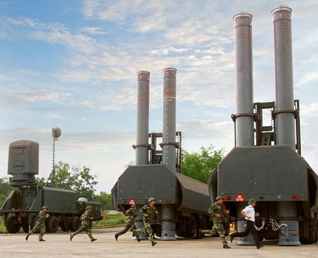 """Nơi sở hữu hệ thống tên lửa """"bầy sói""""  - ảnh 1"""