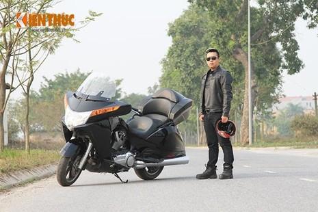 Tận thấy môtô siêu độc Victory Vision Tour 2014 ở Việt Nam - ảnh 16