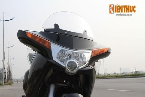 Tận thấy môtô siêu độc Victory Vision Tour 2014 ở Việt Nam - ảnh 3