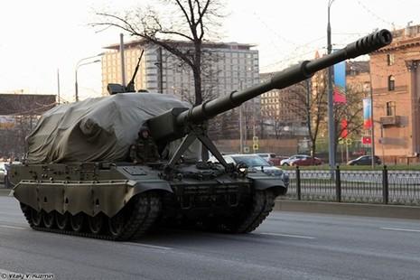 Siêu pháo tự hành vừa lộ diện của Nga mạnh cỡ nào? - ảnh 3