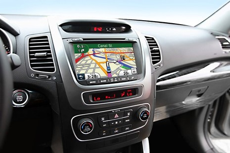 Kia New Sorento phiên bản mới giá 873 triệu đồng - ảnh 3