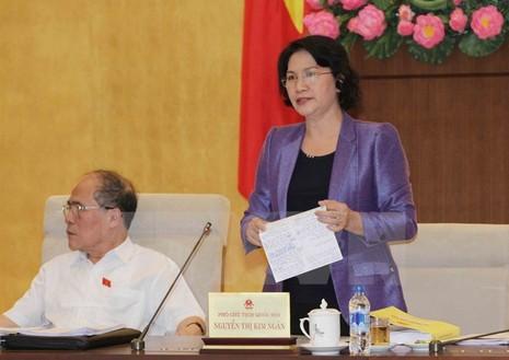 UBTV Quốc hội thông qua điều chỉnh địa giới hành chính của 6 tỉnh - ảnh 1
