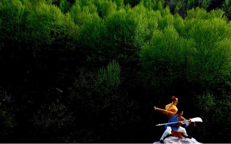 Nơi đào tạo võ Thiếu Lâm huyền thoại