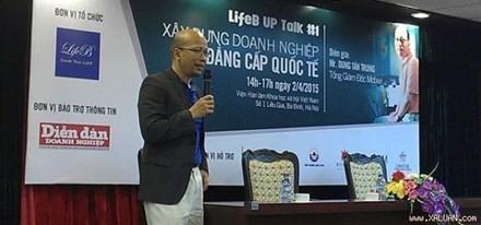 Trung Dung trở thành tỷ phú vào năm 1999 khi bán OnDisplay với giá 1,8 tỷ USD. Ảnh:Dddn.