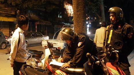 Cảnh sát cơ động có được xử phạt lỗi đi ngược chiều không? 1